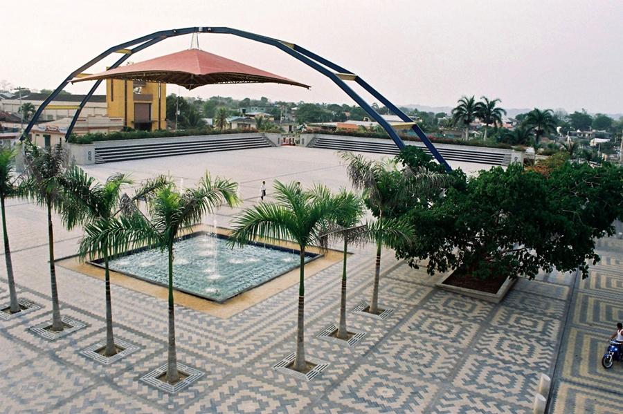 Plaza de majagual